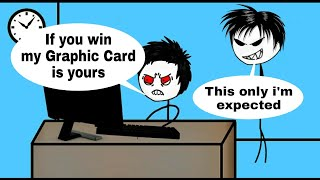 Download What it feels like to bet on graphics card Video