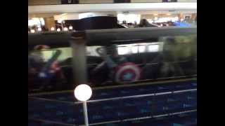Download All New Avengers Monorail at Disney's Contemporary Resort 6th Floor Looks Amazing Video