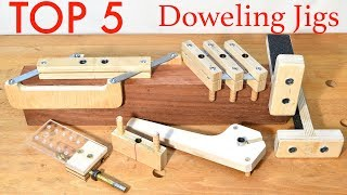 Download Top 5 DIY Doweling Jigs You Can Make in Your Shop Video