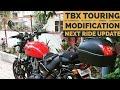 Download Thunderbird 350 X Touring Modification - Top Box + Fego Seats Video