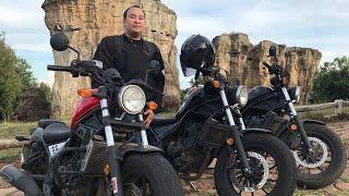 Download ข้อดี-ข้อเสีย Honda rebel 300(Ep11) Video