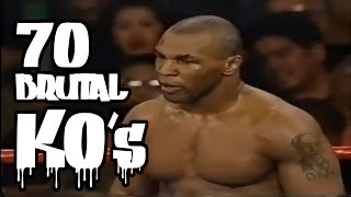 Download 70 BRUTAL KNOCKOUTS!!! (FULL VIDEO). Video