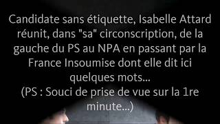 Download La France Insoumise, vue par Isabelle Attard, candidate citoyenne Video