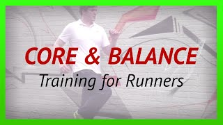 Download Core & Balance Exercises for Runners Video