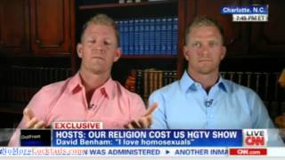 Download Hosts of Cancelled HGTV Show: There's an Agenda to 'Silence Men and Women of Faith' Video
