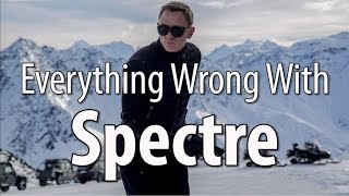 Download Everything Wrong With Spectre In 16 Minutes Or Less Video