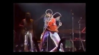 Download Michael Jackson - Off The Wall live Memphis in Los Angeles 1981 Video