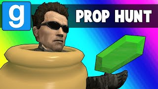 Download Gmod Prop Hunt Funny Moments - Ohmwrecker's Teleporter Troubles (Garry's Mod) Video