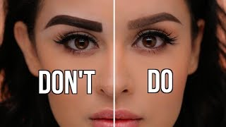 Download Eyebrow Do's and Don'ts Video