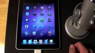Download Using a USB Mic on an iPad: Demo Video