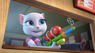 Download Talking Tom and Friends - Germinator 2: Zombies (Season 1 Episode 39) Video