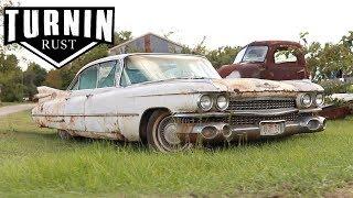 Download Will It Run? | 1959 Cadillac Sedan DeVille | A Turnin Rust Extra Video