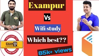 Download Wifi study vs Exampur which best ||2018|| Video