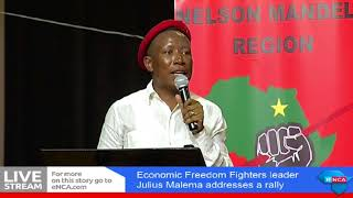 Download Julius Malema calls Zuma, by makhandakhandanda in Nelson Mandela Bay Video