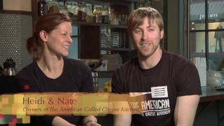 Download Small Business Success: The American Grilled Cheese Kitchen Video