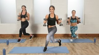 Download Torch Calories With This Cardio and Toning Boot Camp | Class FitSugar Video