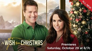Download Preview - A Wish for Christmas - Starring Lacey Chabert and Paul Greene - Hallmark Channel Video