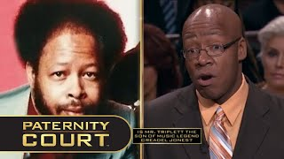 Download Man Thinks Famous Singer Is Dad, Siblings Say He's After Royalties (Full Episode) | Paternity Court Video