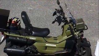 Download HONDA PS250  三重県石槫峠へ Video