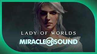 Download WITCHER 3 CIRI SONG: Lady Of Worlds by Miracle Of Sound Video