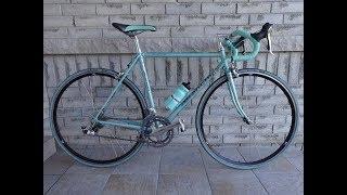 Download 1989 Vintage Bianchi with Modern Components Bike Build Video
