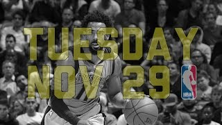 Download NBA Daily Show: Nov. 29 - The Starters Video