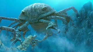 Download 15 Terrifying Prehistoric Creatures That Actually Existed Video