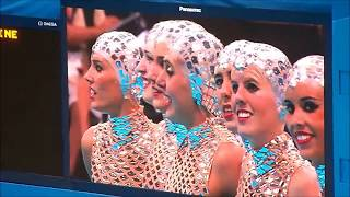 Download London Olympics 2012 Synchronized Swimming - Team Spain Video