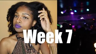 Download College Vlog: My first college Party! | week 7 Video