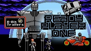 Download READY PLAYER ONE - 8-Bit Trailers (2018) Steven Spielberg, Ernest Cline sci-fi movie 👾 Video