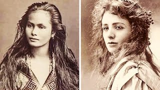 Download 100-Year-Old Photos of the Most Beautiful Women of the Last Century Video