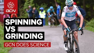Download Spinning Vs Grinding | What Is The Best Cadence For Climbing On A Road Bike? Video