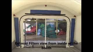 Download Portable Paint Booth Set Up Instructions Video