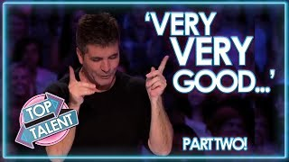 Download Simon Cowell's FAVOURITE EVER USA Auditions PART TWO! X Factor, Got Talent and Idols | Top Talent Video