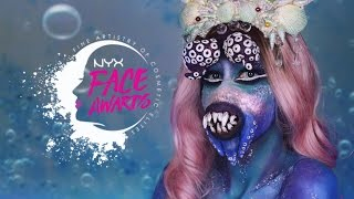 Download UNDERWATER CREATURES: Lana Del Octopus- NYX FACE AWARDS POLSKA- TOP 10 Video