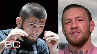 Download Conor McGregor wants Khabib to be his first fight back, but won't wait on him | SportsCenter Video