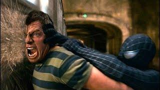 Download Spider-Man vs Sandman - Subway Fight Scene - Spider-Man 3 (2007) Movie CLIP HD Video
