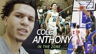 Download Cole Anthony Takes You Through His GRIND! How He Prepares To Play JAHVON QUINERLY 🔥 Video