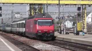 Download Swiss Federal Railways SBB - Zurich HB / Zürich Hauptbahnhof April 2011 Video