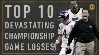 Download Top 10 Most Devastating Championship Losses of All-Time | Vault Stories Video