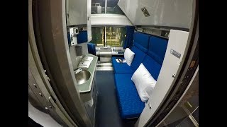 Download Viewliner Sleeper Car and Dining Car Tour Video