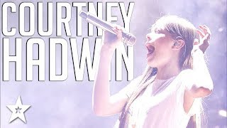 Download Singer Courtney Hadwin | All Performances | America's Got Talent | Got Talent Global Video