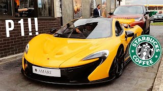 Download £1,700,000 MCLAREN P1 vs DRIVE THRU ANGRY MAN *Road Rage* Video