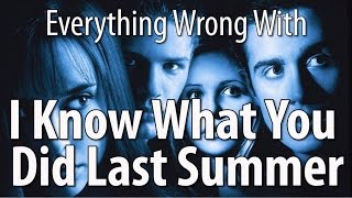 Download Everything Wrong With I Know What You Did Last Summer Video