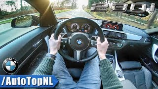 Download 2018 BMW 2 Series Coupe 230i M Sport POV Test Drive by AutoTopNL Video