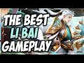 Download 21 KILLS, 30 MINUTES | Heroes Evolved - Li Bai Build | Ranked Gameplay | New Hero Video