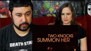 Download DON'T KNOCK TWICE Official TRAILER #1 REACTION & REVIEW!!! Video