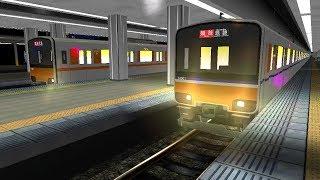 Download 電車でD RisingStage 東武東上線 東武50000系vs東武50000系 Video