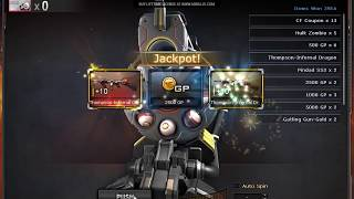 Download CF-PH Crazy Epic Spin 25 Capsules + 14 free tickets Video