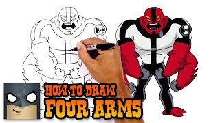 Download How to Draw Ben 10 | Four Arms Video